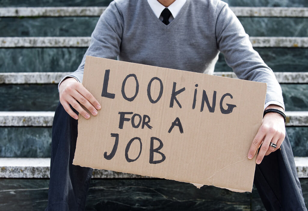 buscando trabajo